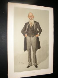 Vanity Fair Print 1906 S. K. Hocking